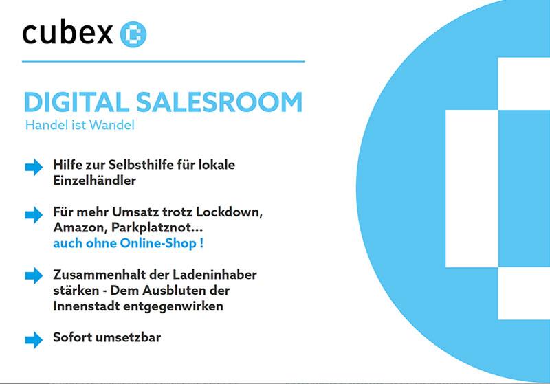 Projekt Digital Salesroom